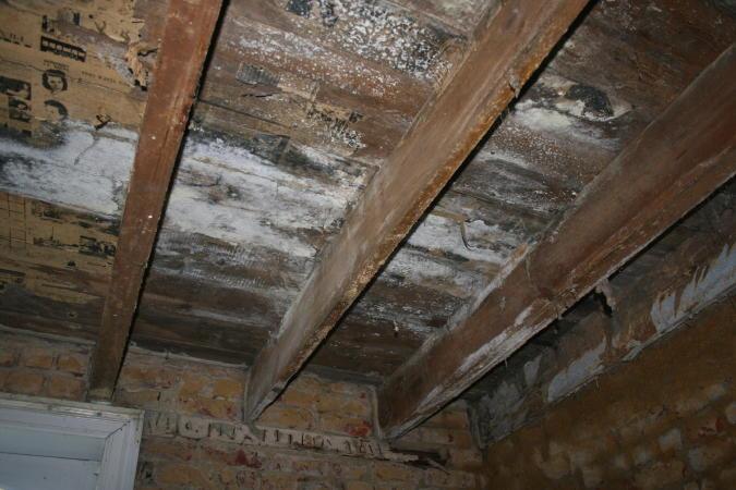 moisissure toiture maison lutter contre luhumidit de la cave ou du sous sol with moisissure. Black Bedroom Furniture Sets. Home Design Ideas